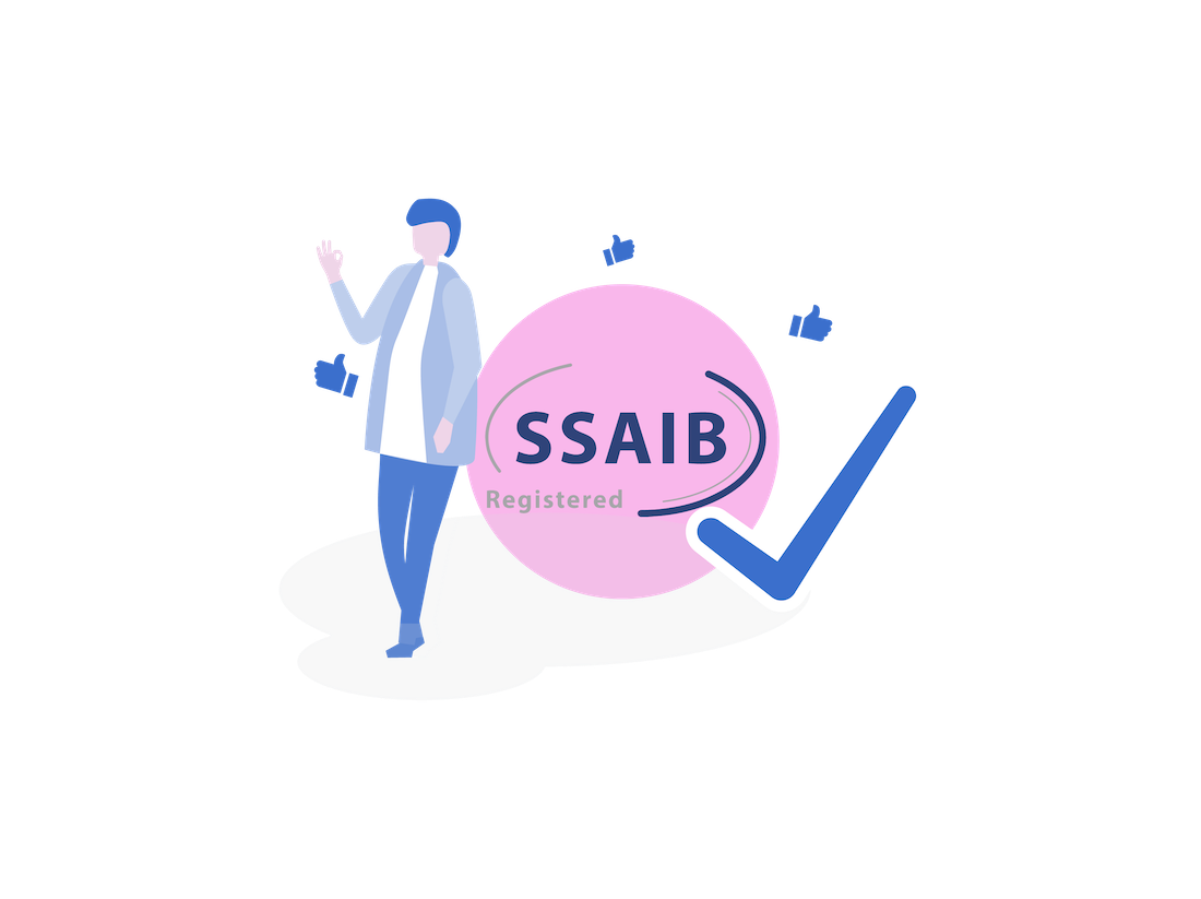 SSAIB REGISTERED SINCE 2006